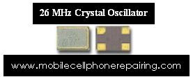 Mobile Phone 26 MHz Crystal Oscillator