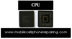 CPU of a Mobile Phone