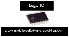 Cell Phone Logic IC