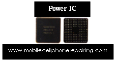Power IC of a Mobile Phone