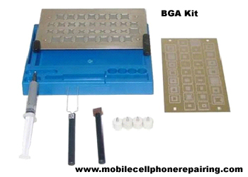 BGA Kit for Mobile Repairing