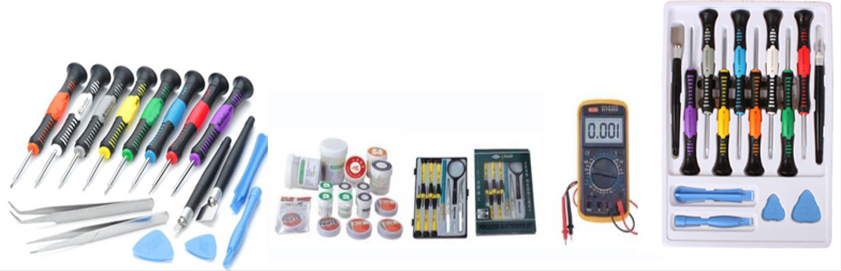 Mobile Phone Repairing Tools & Equipment