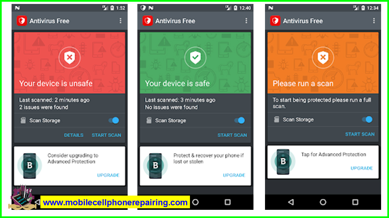 Best Free Antivirus for Android Mobile | Best Android